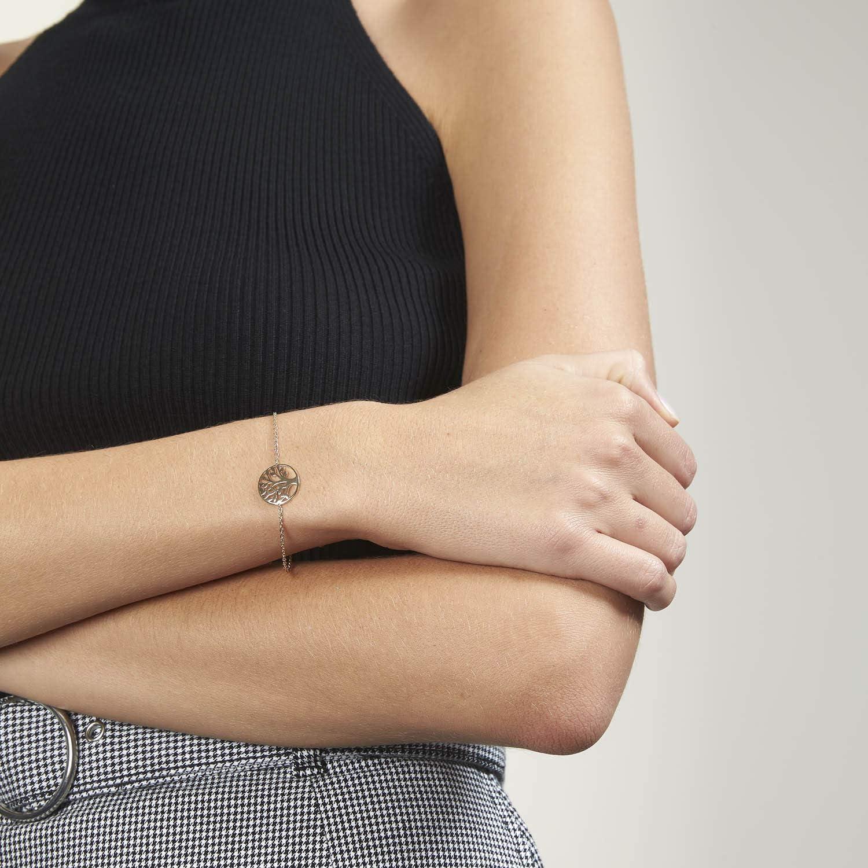 Bracelets Cha/îne Rendez-vous RueParadis Paris Plaqu/é Or 18 Carats 3 Microns Bijou Femme Id/ée Cadeau Printemps