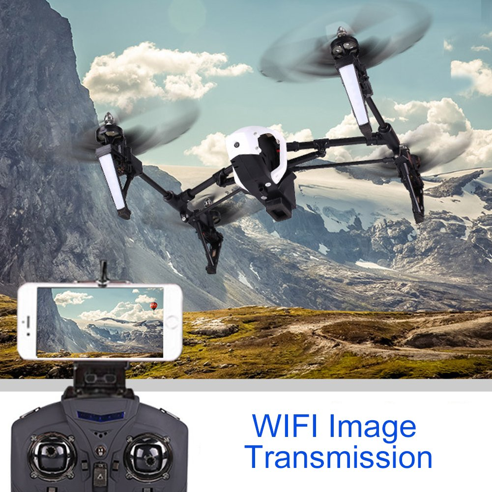 Q333 Professional RC Drone Real Time FPV