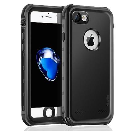 Amazon.com: iPhone 7 Funda impermeable, Easylife protectora ...