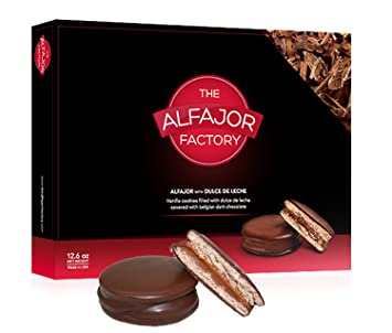 Argentinian Alfajor - Dulce de leche - 2 boxes of 6 (25.2 Oz)