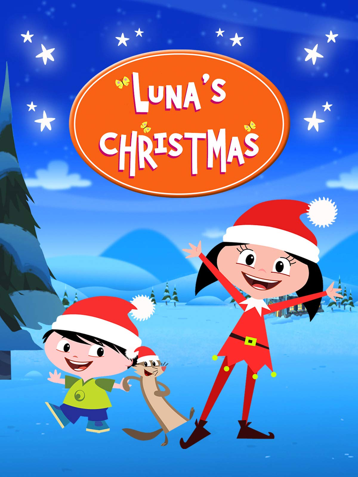 Clip: Luna's Christmas on Amazon Prime Video UK