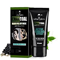 UrbanGabru Charcoal Peel Off Mask, 60g