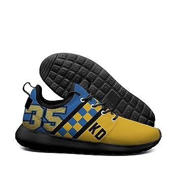Amazon.com  Uter ewjrt young women Yellow-blue basketball dividing line new athletic  running shoes mesh Jogger sneaker  Clothing 4daea572c
