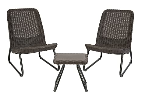 Image Unavailable - Amazon.com: Keter Rio 3 Pc All Weather Outdoor Patio Garden