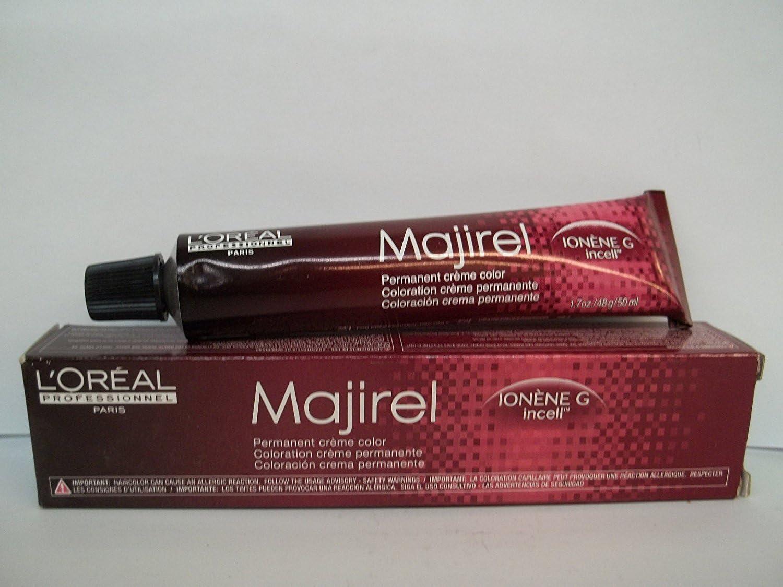 LOreal Professionnel Color Majirel 4.51 (Deal) Tinte Permanente - 50 ml