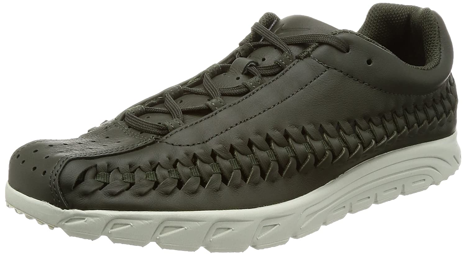 Nike Herren Mayfly Woven Turnschuhe  42 D(M) EU|Sequoia/Pale Grey-black