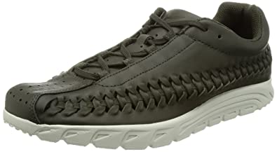 0a9fff6857e0 Nike Men s Mayfly Woven Sequoia Pale Grey-Black 833132-302 Shoe 8.5 M