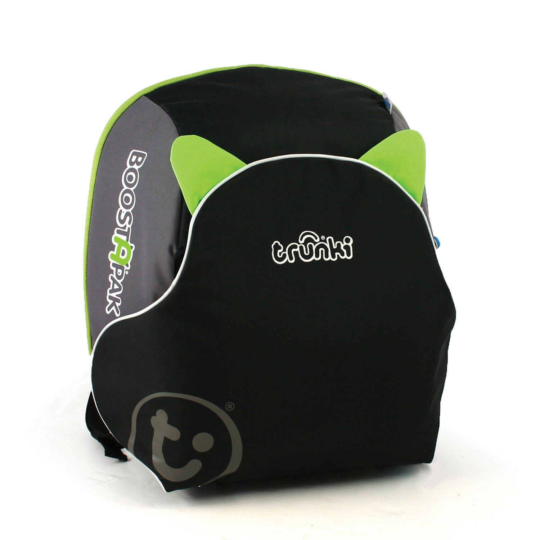 Baur Kinderrucksack mit integriertem Kindersitz, »trunki® BOOSTAPAK®« Max. Belastbarkeit 36 kg Trunki BoostAPak grün 0041 - GB01/ 22522