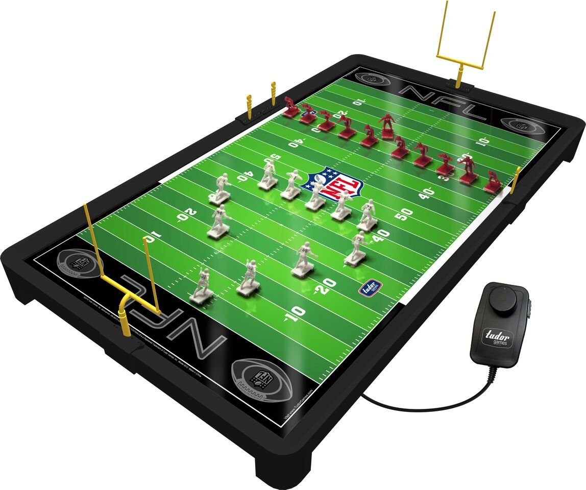 NFL Electric Football Game by Tudor Games