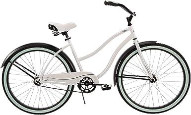 Bicicleta Cruiser para Mujer Huffy de 66 cm con Marco de Ajuste ...
