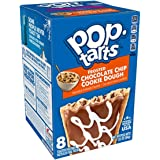 Pop Tarts Frosted Chocolate Chip Cookie Dough 8 Toaster Pastries 384g Ready to Eat Product of USA