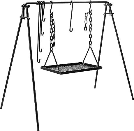 Cast Iron BBQ Swing