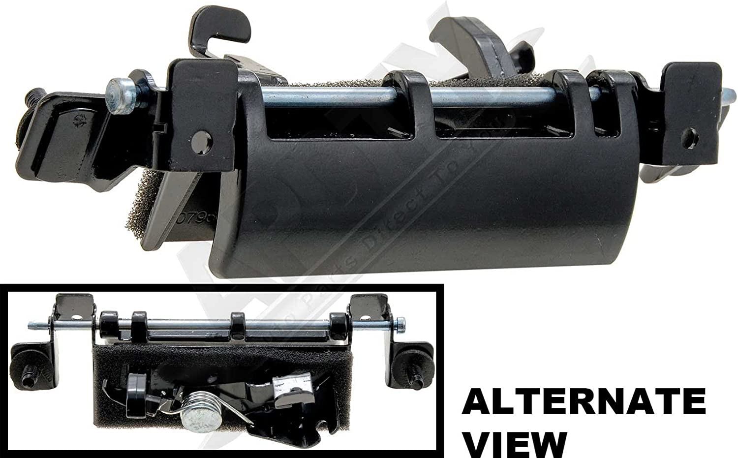 Upgraded Metal Bracket Design APDTY 80711 Rear Hatch Liftgate Latch Handle Fits 1998-2003 Toyota Sienna or 2001-2007 Sequoia