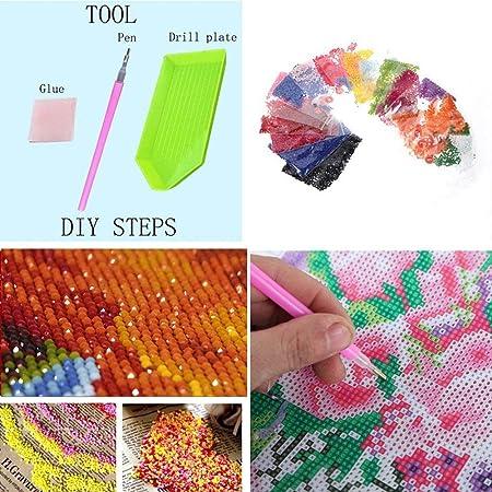 Full Perceuse 5D À faire soi-même Diamant peinture Suicide Squad Embroidery Craft Kit Art Decor
