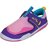 skoodo Kids Casual Sports Shoes (Boys and Girls 6-14 Years) - Angler Beta - Candy Pink | Violet