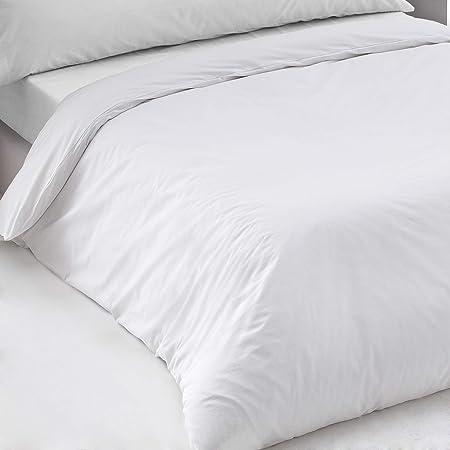 Sedalinne Sábanas HOTELES - Funda Nórdica Calidad (200 Hilos) Percal 100% algodón. Cama 150 cm: Amazon.es: Hogar
