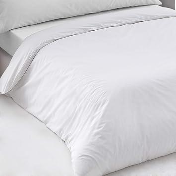 Sedalinne Sábanas HOTELES - Funda Nórdica Calidad (200 Hilos) Percal 100% algodón. Cama 180 cm: Amazon.es: Hogar