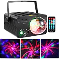Deals on QYSQ RGB Mixed Effects Laser Magic Ball Stage Lighting