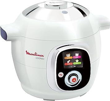 Moulinex Cookeo olla multi-cocción 6 L 1200 W Blanco - Ollas ...