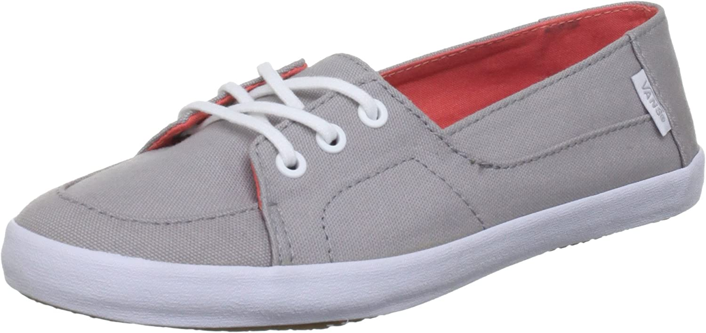 Vans Damen W Palisades Vulc PALOMA Grey Sneaker