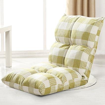 Amazon.com : ZHIRONG 5 Grades Adjustable Folding Lazy Sofa ...
