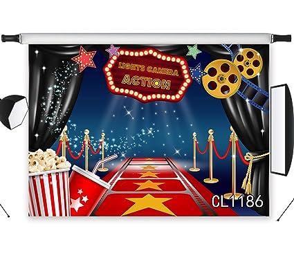 LB Hollywood - Fondo de Tela, diseño de película de ...