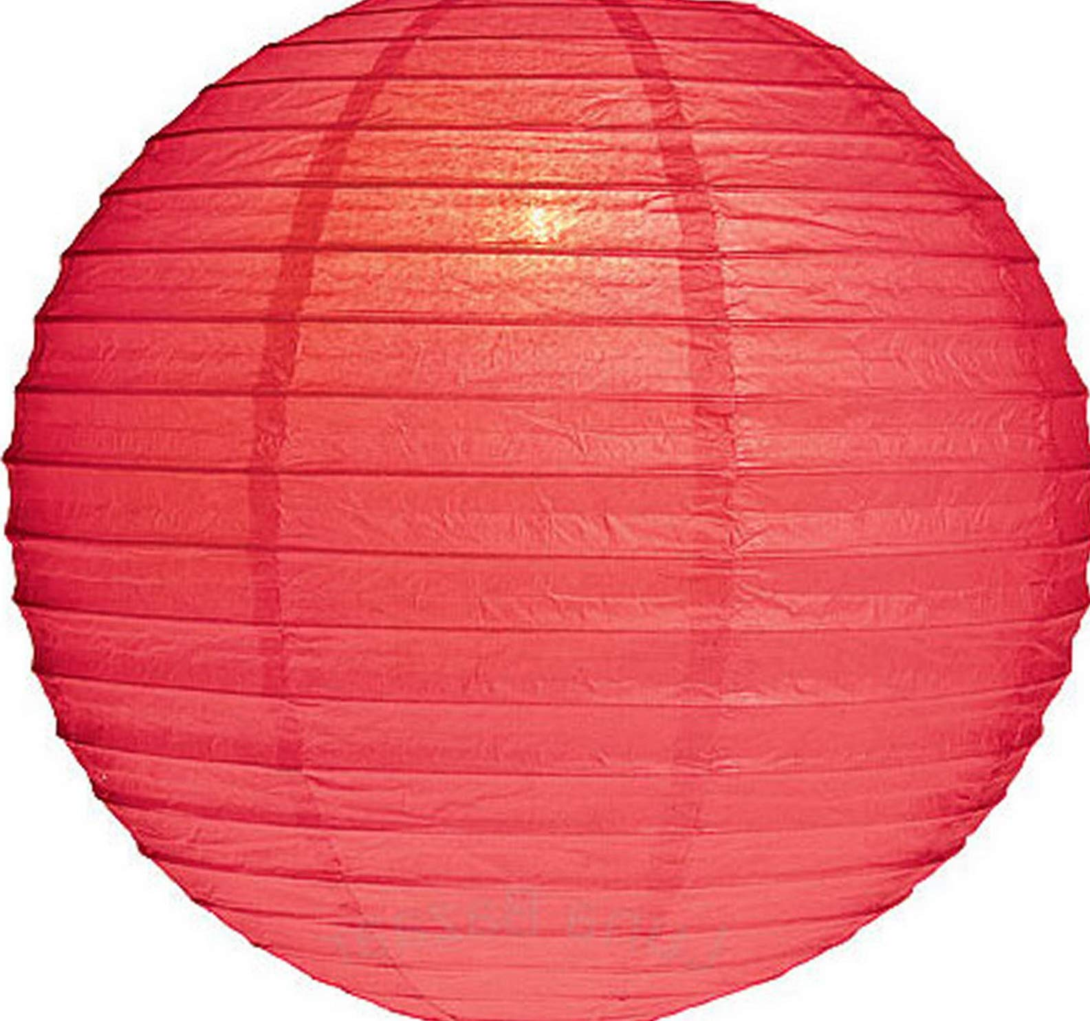 Mikash 12X Round Chinese Paper Lanterns lamp 12 Wedding Party Floral Event Decoration | Model WDDNGDCRTN - 25494 | with Light
