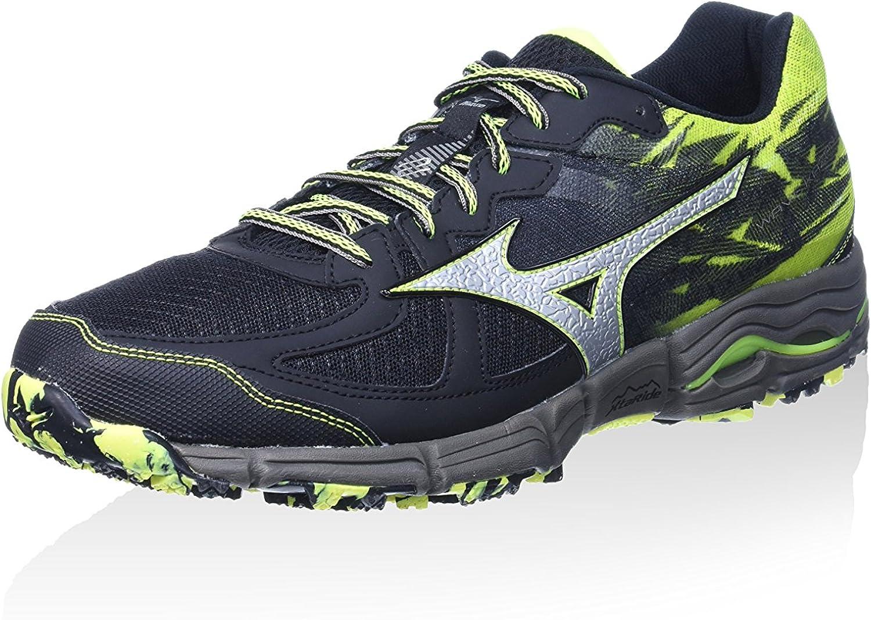 Mizuno Wave Kazan 2 - Zapatillas de Running Hombre: Amazon.es ...