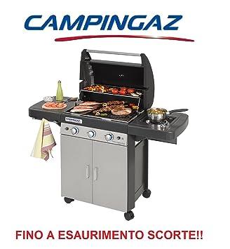 "Barbacoa a gas GLP (bombole) Modelo Campingaz 3 Series Classic LS PLUS """
