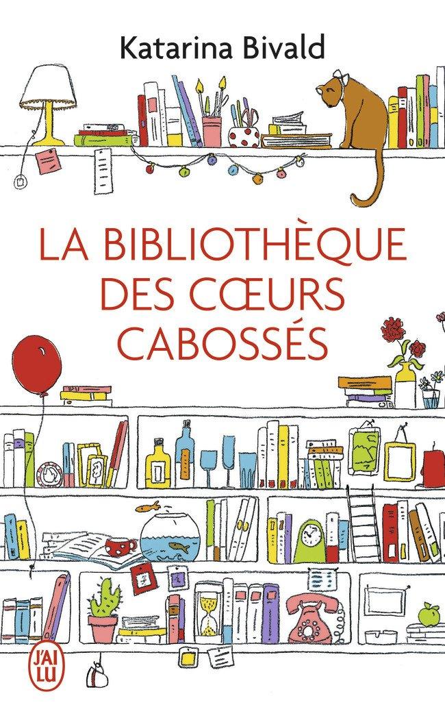 """Résultat de recherche d'images pour """"livre la bibliothèque des coeurs cabossés"""""""