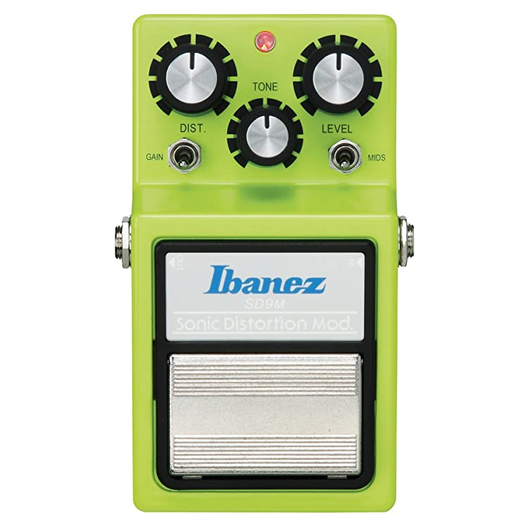 IBANEZ SD9M Sonic Distortion Mod