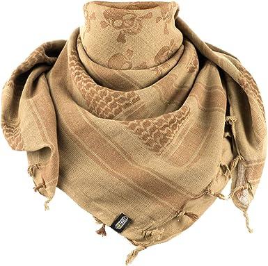 Tactical Desert Scarf Arabic Head Wrap Military Head Scarf Women Men Headscarf