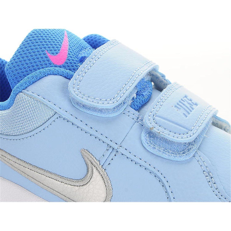 new concept 4c9a1 6517c Nike Pico 4 (PSV), Zapatos de Primeros Pasos para Bebés, Azul (