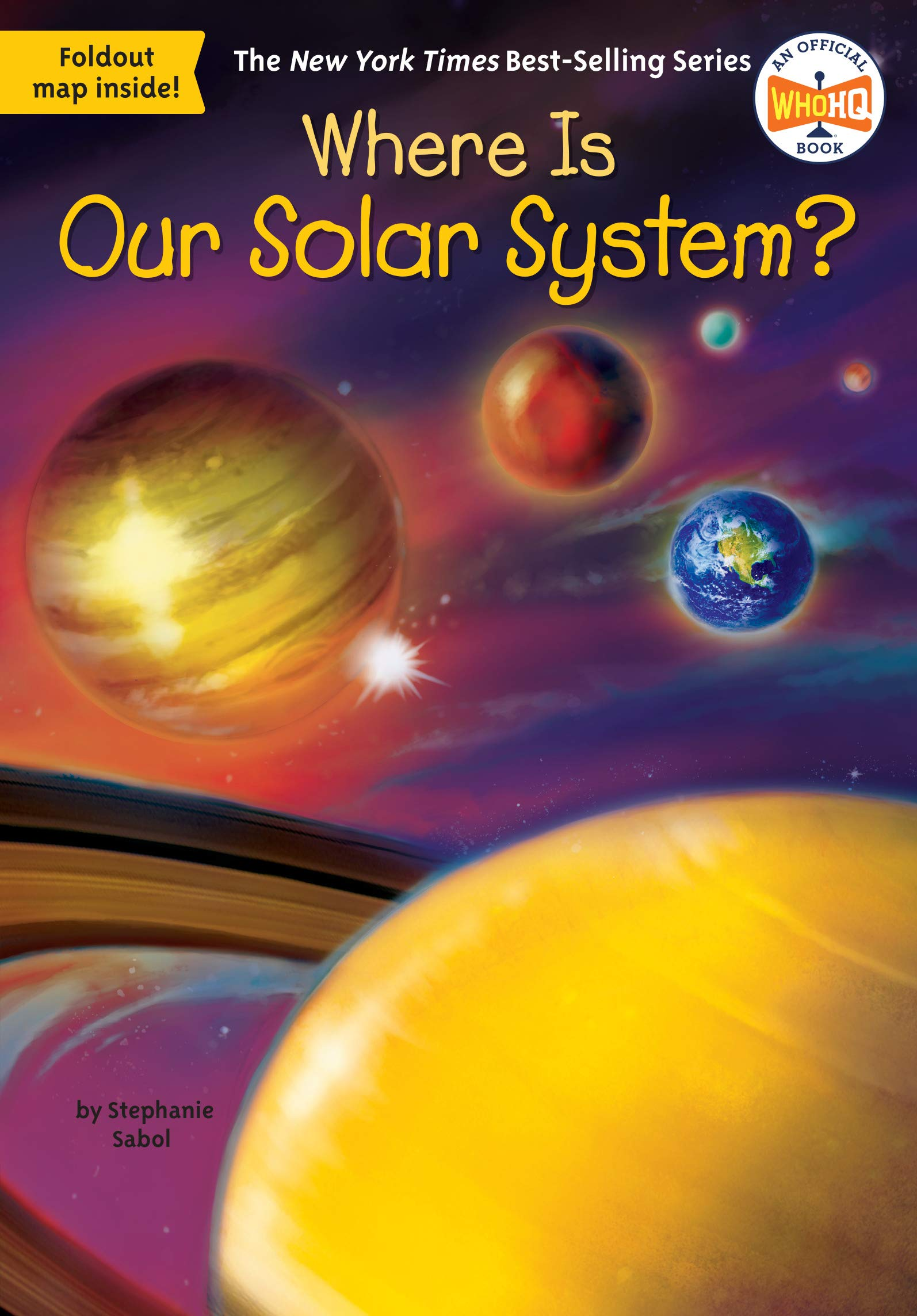 Image result for where is our solar system book