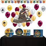 Amazoncom Harry Potter Party Supplies for 16 Guests Plates