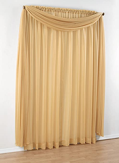 Amazon.com: Sheer Curtains: Home & Kitchen