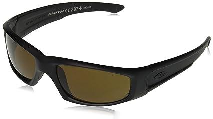 56472634b6 Smith Optics Elite Hudson Tactical Sunglass with Polarized Brown Lens