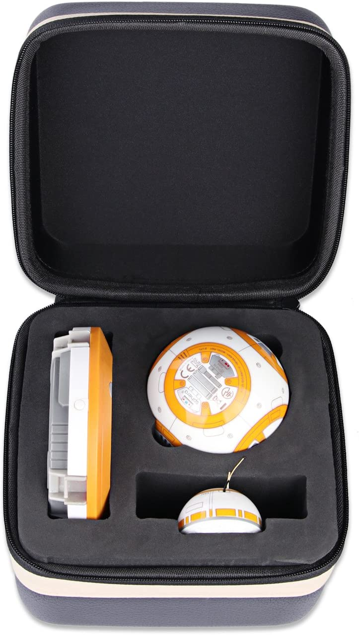 Cable and Accessories Hard Storage Travel Carrying Bag Case for Sphero Star Wars BB-8 App Controlled Robot Storage Box Stores Sphero BB8