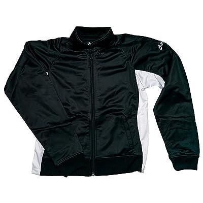 Aasics Damsel Warm up Jacket, Black, Large