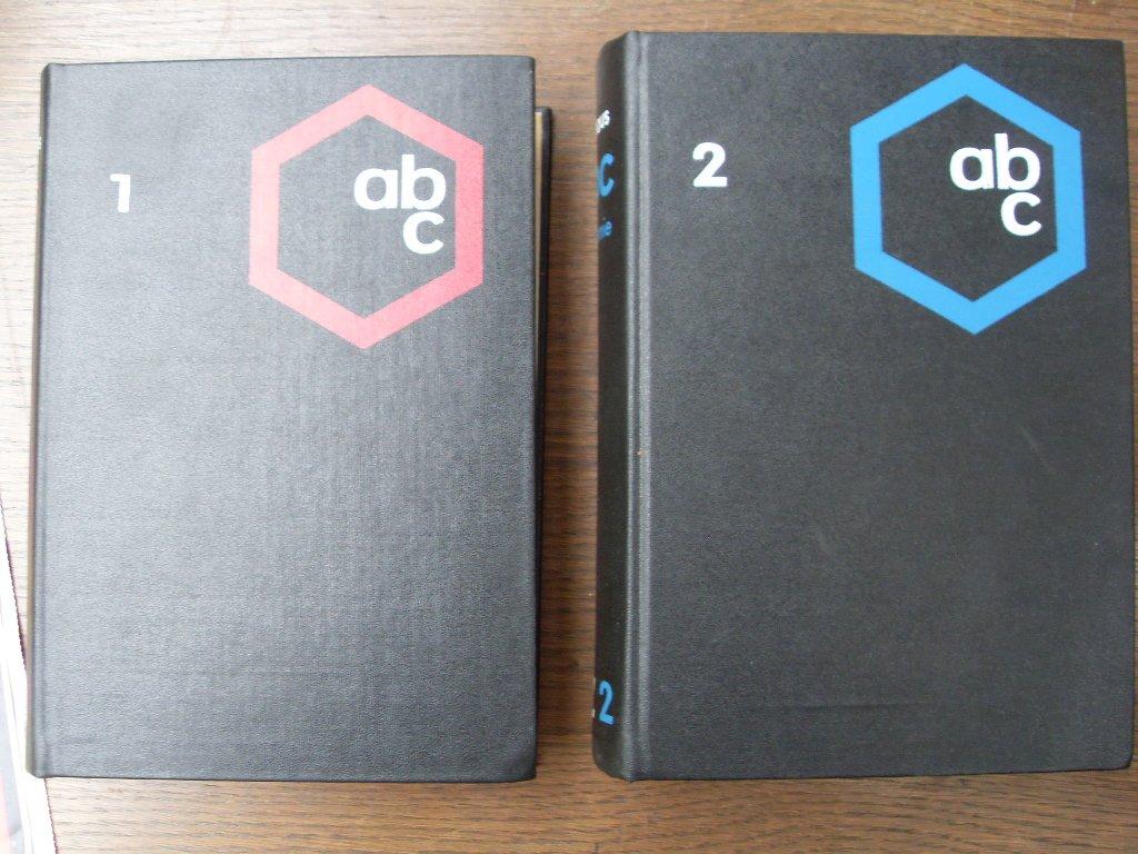 Chemie in 2 Bänden. Brockhaus ABC