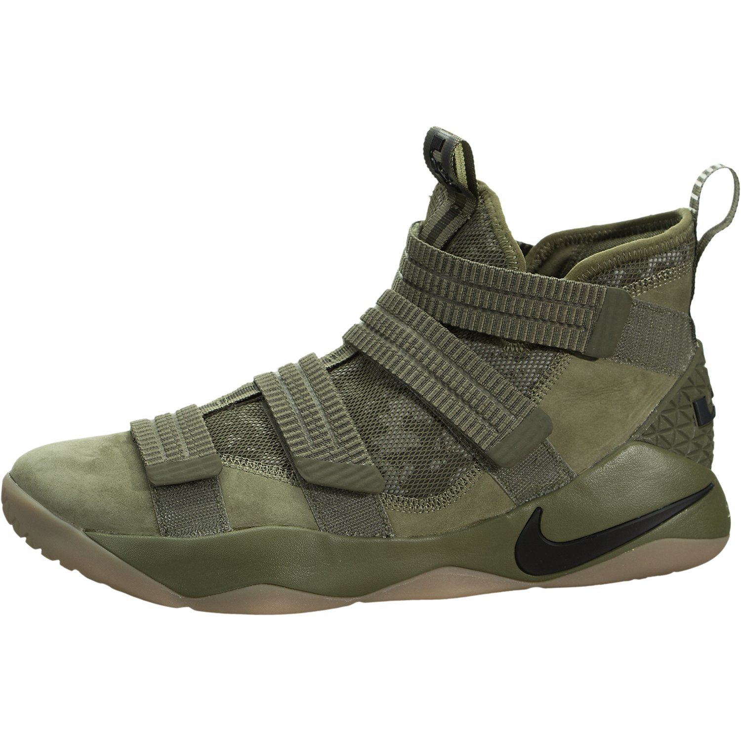 44370b780 Amazon.com | Nike Lebron Soldier XI SFG Green | Fashion Sneakers