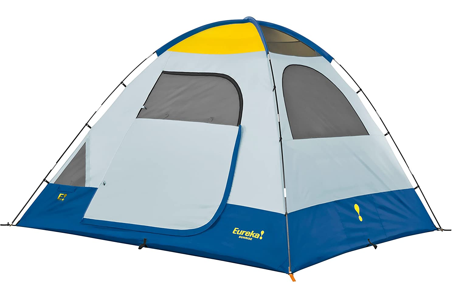 Amazon.com  Eureka Sunrise 4 - 4 Person Tent  Backpacking Tents  Sports u0026 Outdoors  sc 1 st  Amazon.com : eureka equinox tent - memphite.com
