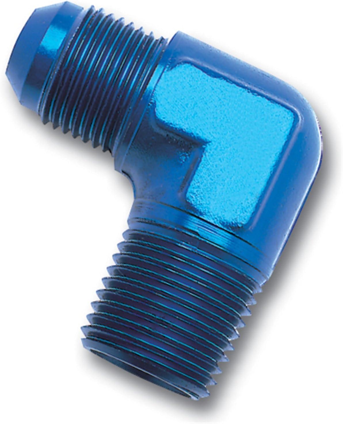 Russell 660841 Adapter Fitting 90 Deg Flare  Endura 06AN