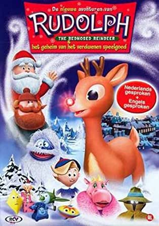Rudolph The Red-Nosed Reindeer & The Island of The Misfit Toys [import]