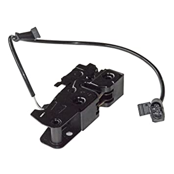 Under Hood Latch Lock With Sensor 8K0823509F for Audi VW Golf GTI Jetta 5  MK5 MKV