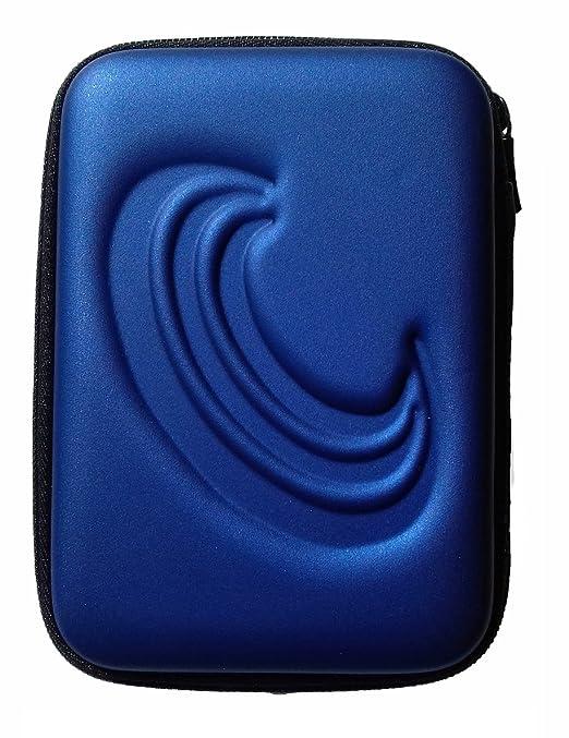 6 opinioni per Sonnics–hard disk esterno Custodia protettiva BLUE