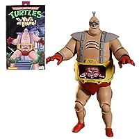 NECA Teenage Mutant Ninja Turtles The Wrath of Krang Deluxe Action Figure (Vol No.2)