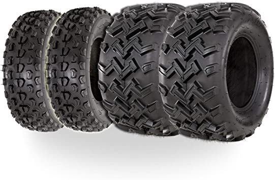 VANACC ATV Tire 20x10-10 Tiire 4PR Sport ATV UTV Tire for Honda 400ex