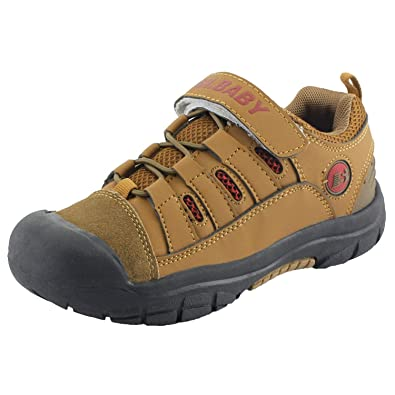 Wanderschuhe Herren Trekking Schuhe Damen Hiking Sneaker für Jungen Mädchen Unisex-Kinder 4IgHsbRC0M