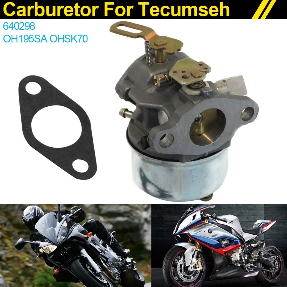 Amazon com: Accessories & Parts New Carburetor Carb for Tecumseh